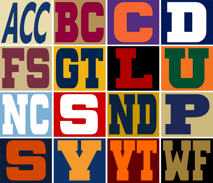 ACC Football Online