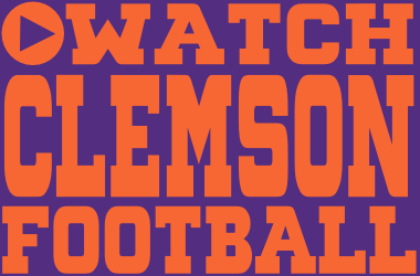 Watch Clemson Football Online