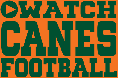 Watch Miami Football Online