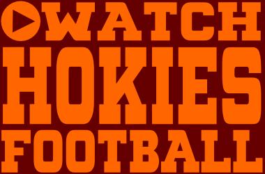 Watch Virginia Tech Football Online