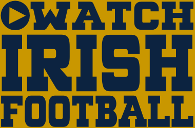 Watch Notre Dame Football Online