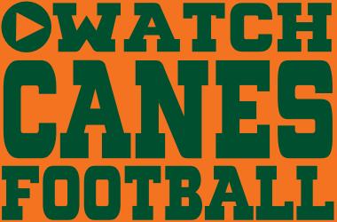 Watch Miami Football Online