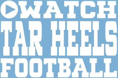 Watch North Carolina Football Online