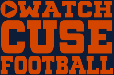 Watch Syracuse Football Online