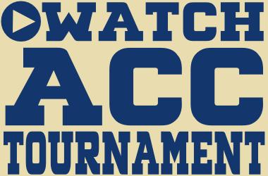 Watch ACC Tournament Online